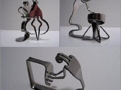 Когда столовые приборы — искусство