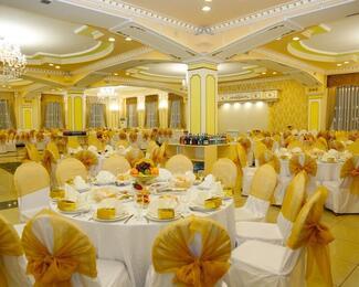 Золотая дата в ресторане «Туран»!