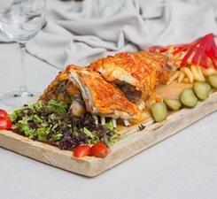 Фирменное блюдо «Шаури»