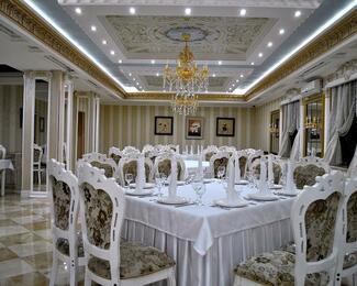 Новогодняя ночь в ресторанном комплексе «Арыстан»!
