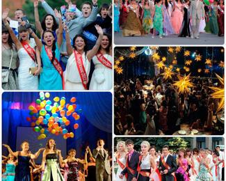 Выпускной вечер в «Достар Сарайы»