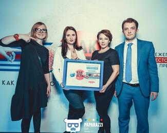 Ресторан La Suisse — победитель в номинации «Открытие года»