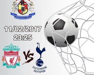 Субботний матч в Old Trafford Pub