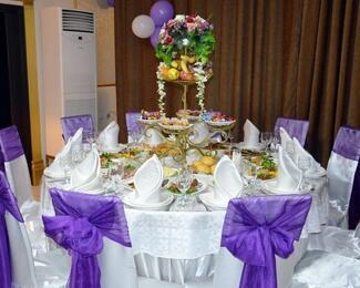 Банкетный зал «Алтын»: отличные цены для вашего торжества