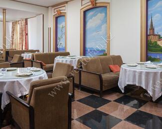 8 Марта в кафе «Алматы Сапар»