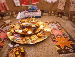 Что готовят на Наурыз рестораны Алматы?