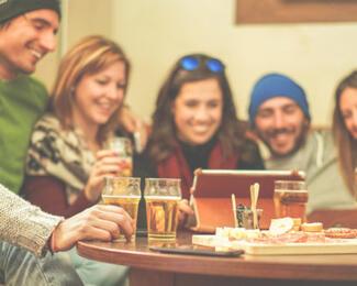 Кафе «Сафари»  приглашает на вечер юмора и смеха