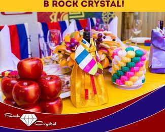 Бесплатная дегустация корейского меню в Rock Crystal!