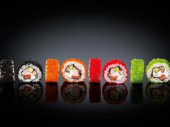 Любишь суши? Тогда приходи в GQ Style!