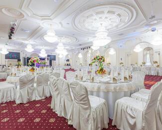 Банкетный зал Saukele: идеален не только для свадьбы!