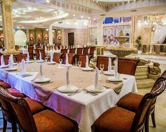 Ресторан «Жибек жолы» приглашает Вас на Ауызашар