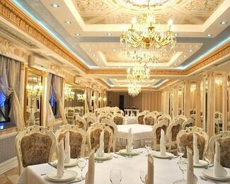Ауызашар в ресторанном комплексе «Арыстан»