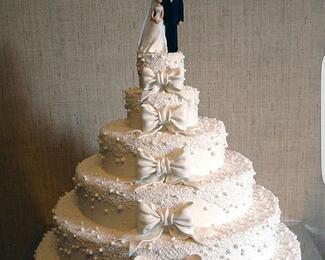 Свадебные эксклюзивные торты от ресторана «Таймас»!