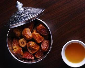 Ауызашар в ресторане Zumrat