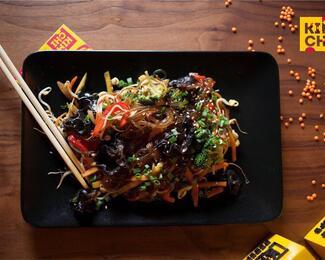 Новые блюда в KIM CHI