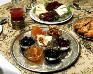 Доставка блюд на Ауызашар от  Almaty-Catering