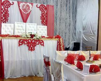 Свадьбы на различные тематики  в ресторане «Ретро Восток»