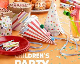 Детский праздник в «Достар-Алем»!