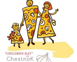 Детские дни в Chestnok бар