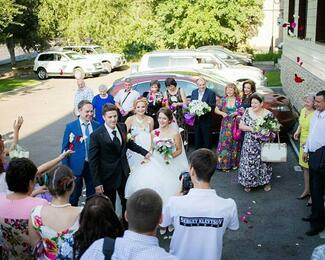 Сезон свадебных торжеств в Rock Crystal