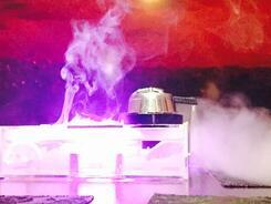 Попробуйте Nano-кальян в Gastrobar BBQ