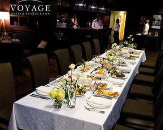 VIP-зал Voyage — место роскошного отдыха!