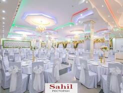 Проведите свое торжество в ресторанном комплексе Sahil!