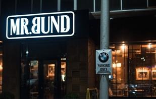 Mr. Bund