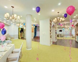 Детский зал «Ерке» во Дворце торжеств «Мирас»