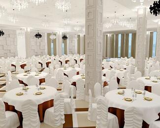 Открывается новый банкетный зал Grand Hall Astana!