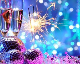 Проведем новогодний корпоратив в ресторане «Дамин»!