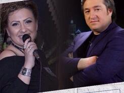 Владимир Ступин и Лия Токарева в Norka