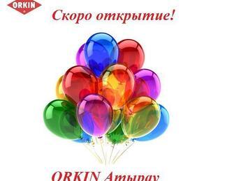 ORKIN: открытие в Атырау