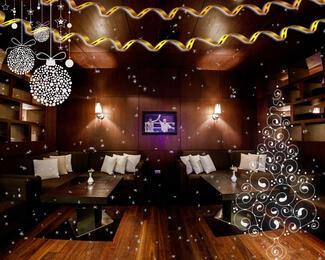 Новогодние корпоративы в ресторане Voyage