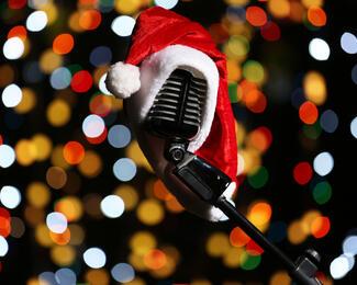 Встречаем зиму и Новый год в Mega Karaoke Korea Sikdang