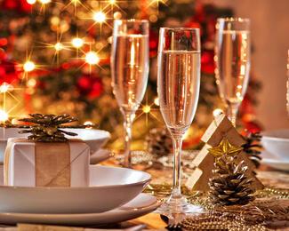 Новогодняя ночь в Ауыл Resort