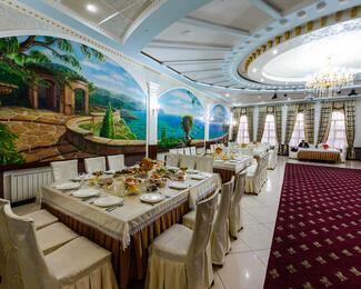 Банкетный зал «Мурагер» приглашает гостей