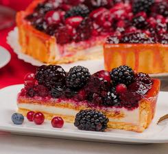 Торт «Лесные ягоды»