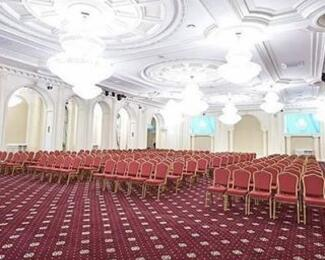 Shymkent Grand Hotel и Saukele: для самых важных встреч и конференций