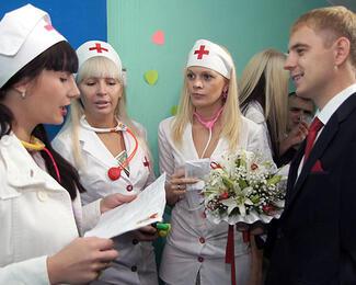 Выкуп невесты от Ксении Готовской