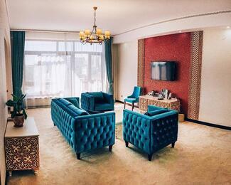 Megapolis Hotel Shymkent — ваш маленький дом в большом городе