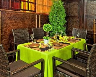 Ресторан Dilda приглашает на летнюю террасу