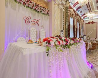 Свадьба и Кыз узату в ресторане BallRoom