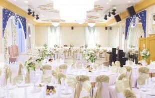 Банкетный зал Shatush на 230 мест