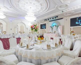 Saukele: банкетный зал для достойного праздника