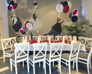 Семейное кафе Дирижабль приглашает прекрасно провести время!