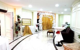 Зал Turkiz отеля Grand Park Esil