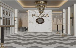 Большой зал Plaza