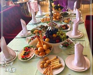 Ваши праздники в ресторане «Думан»