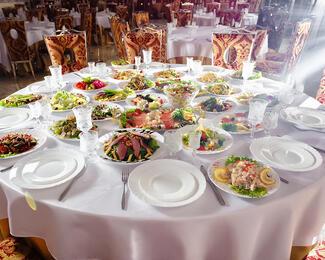 «Фуд-тест» для гостей банкетного ресторана BallRoom